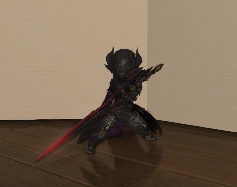 暗黒騎士AF3