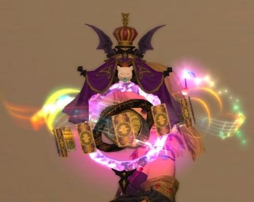 占星術師モグ武器