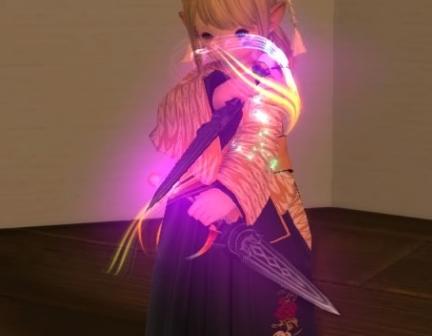 忍者モグ武器